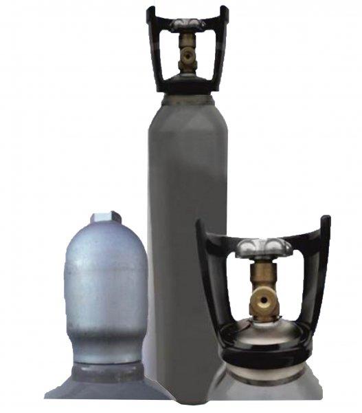 CO2-Schweißflaschen