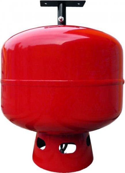 Automatické hasiace prístroje a prostriedky