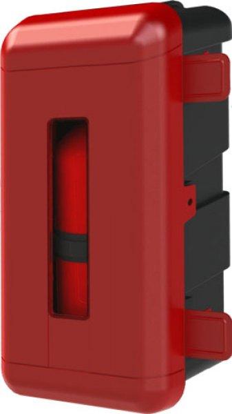 Feuerlöscher Schutzkästen und Schutzhauben