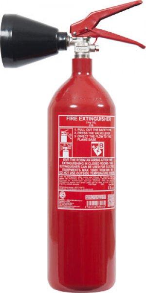 Sněhové hasicí přístroje (CO2)