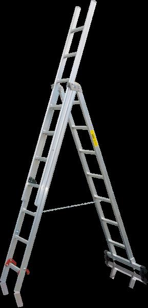 Kombinované požární žebříky (multifunkční)