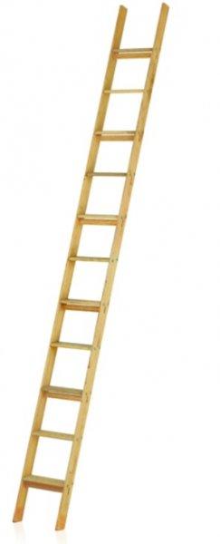 Dřevěné žebříky