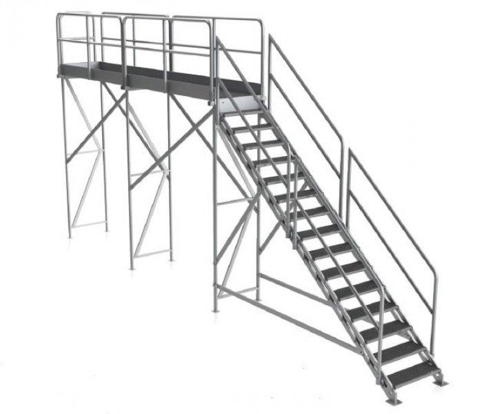 Schody, plošiny a speciální řešení