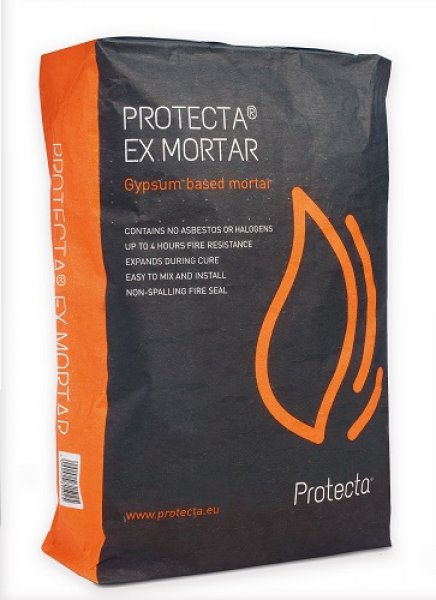 PROTECTA - Materiály pasívnej požiarnej ochrany