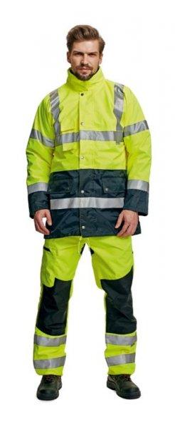 Výstražné pracovní oděvy