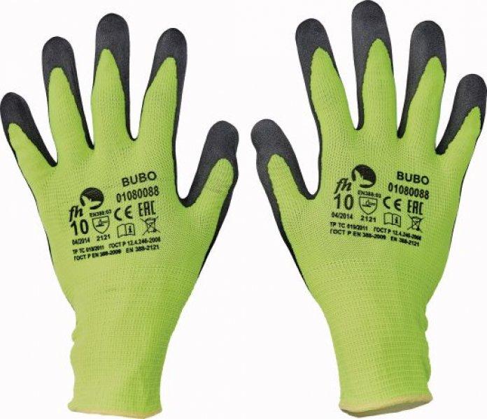 Mechanické pracovní a ochranné rukavice
