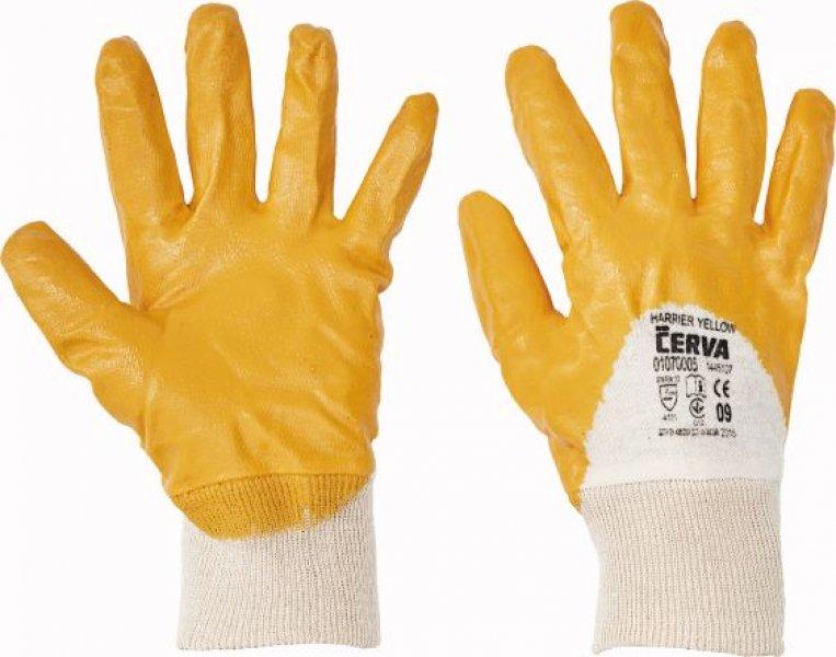 Pracovní rukavice pro extrémní zátěž