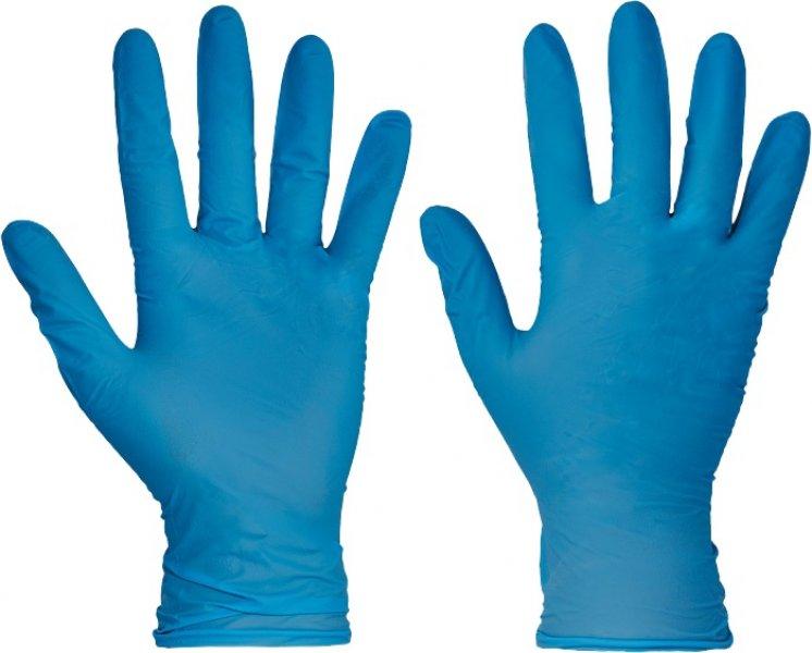 Ochranné rukavice - jednorázové