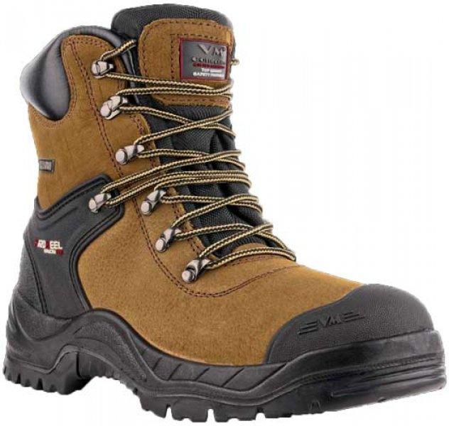 Pracovní a ochranná obuv