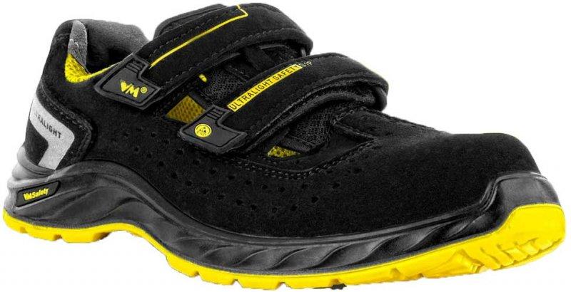 Pracovní a ochranná obuv - sandály