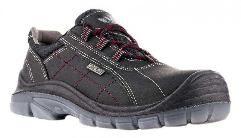 Pracovná a ochranná obuv - poltopánky