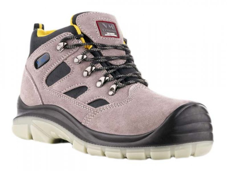Pracovná a ochranná obuv - členková