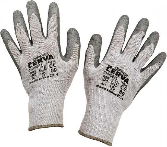 Pracovné a ochranné rukavice - mechanické riziká - univerzálne