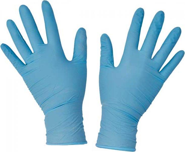 Pracovní a ochranné rukavice - chemicky odolné