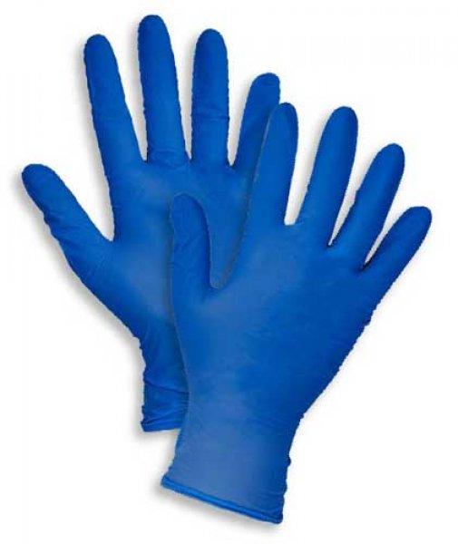 Jednorázové rukavice - nitrilové