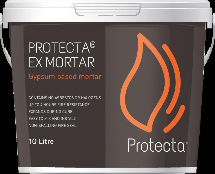 PROTECTA® - Materiály pasívnej požiarnej ochrany