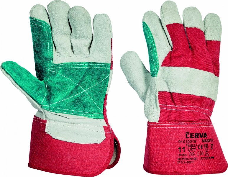 Pracovné a ochranné rukavice