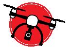 Použití DRON