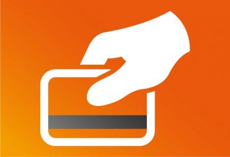 Kreditkartenzahlung - bequem, einfach, schnell!