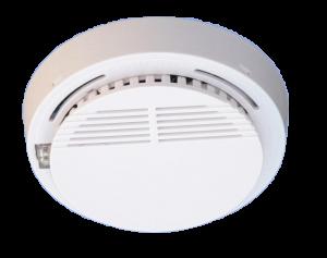 Požární hlásič kouře pro GSM alarm