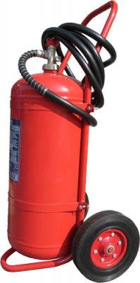 Beta P50 BETA-S Class D pojízdný hasicí přístroj práškový 50 kg - Třída D