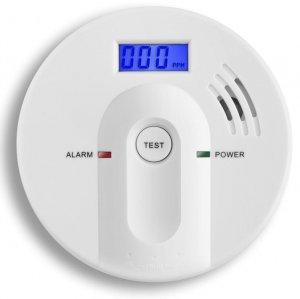 Hütermann ALARM CO-603 EN50291 detektor oxidu uhelnatého CO s alarmem