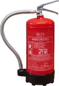 F6-AF hasiaci prístroj penový 6 l nemrznúcej