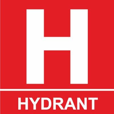 Bezpečnostná tabuľka - hydrantový systém