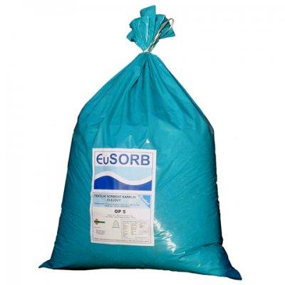 EuSORB OP 5 - Sorpčná olejová drť 5 kg