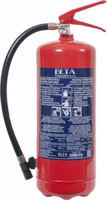Hasicí přístroj Beta P6 BETA-ZH 6 kg (43A) - práškový