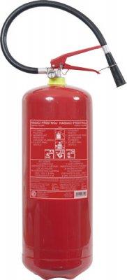 Červinka P9 Če hasiaci prístroj práškový 9 kg