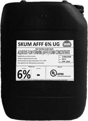 SKUM AFFF 6 % UG Concentrate Penidlo