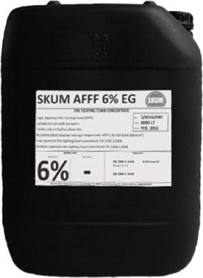 SKUM AFFF 6 % EG Concentrate pěnidlo