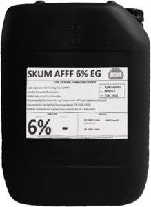 SKUM AFFF 6 % EG Concentrate penidlo