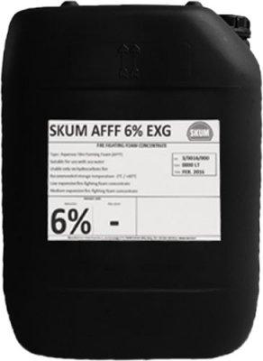 SKUM AFFF 6 % EXG Concentrate penidlo