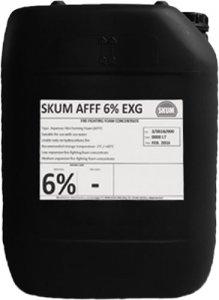 SKUM AFFF 6 % EXG Concentrate pěnidlo