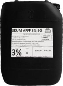 SKUM AFFF 3 % EG Concentrate penidlo