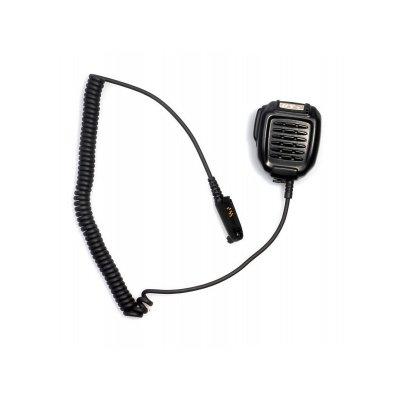 Externí mikrofon/reproduktor pro radiostanice