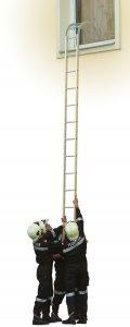 Požiarny hákový rebrík typ A