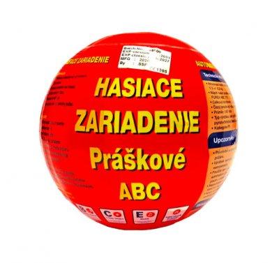 FIRE BALL automatické hasicí zařízení - protipožární koule