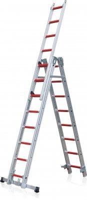 Požiarny multifunkčný rebrík