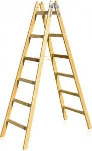 JUST Typ 12 dřevěné štafle