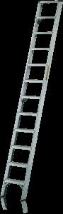 Hliníkový schůdkový žebřík