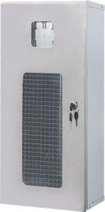 Nerezový box pro hasicí přístroj 6 kg
