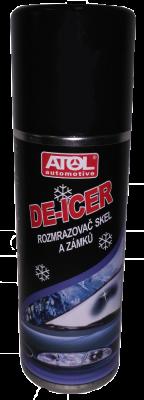 Rozmrazovač skel Atol 200 ml