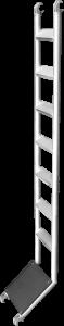 JUST náhradné schodíky pre lešenie