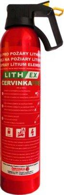 AVD EX AEROSOL Löschspray für Lithiumbatteriebrände 0,5 l