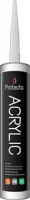 Acrylbasierter Brandschutzkitt 310 ml