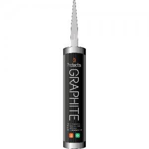 PROTECTA® FR Graphite Aufschäumender wasserbasierter Brandschutzkitt