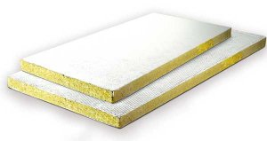 PROTECTA® FR Board tepelná izolace z kamenné vlny opatřena protipožárním nátěrem